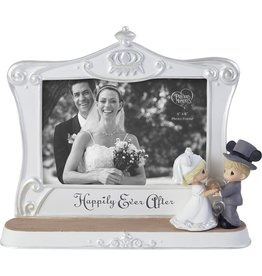 Precious Moments Happily Ever After Mickey Mouse Photo Frame