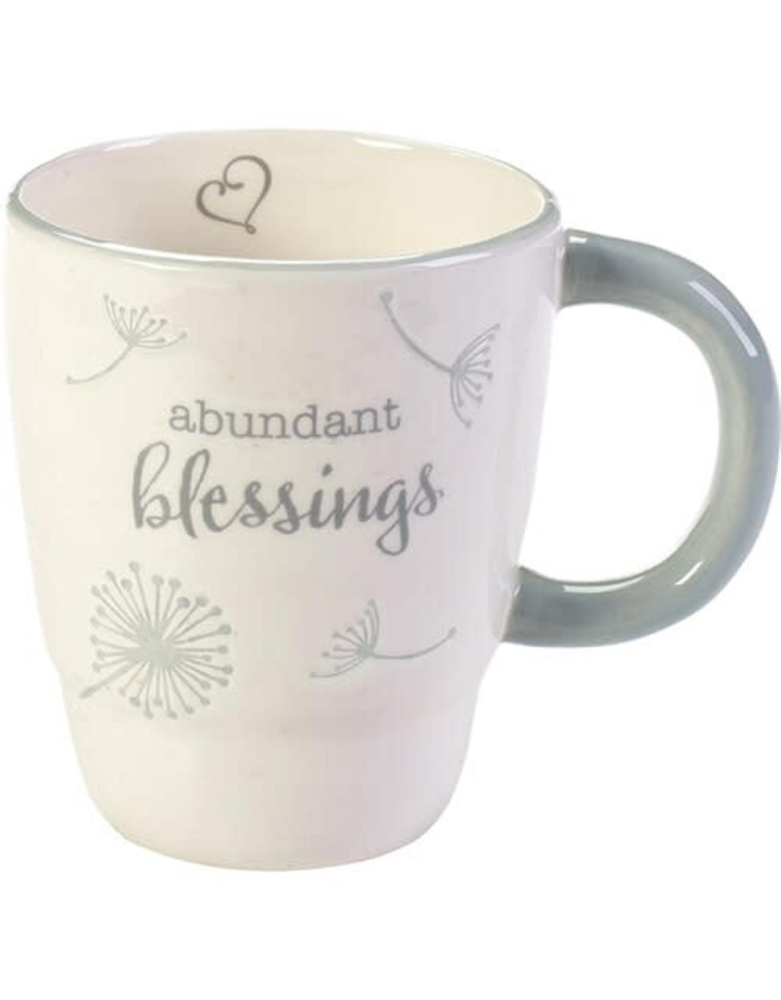 Precious Moments Abundant Blessings Mug