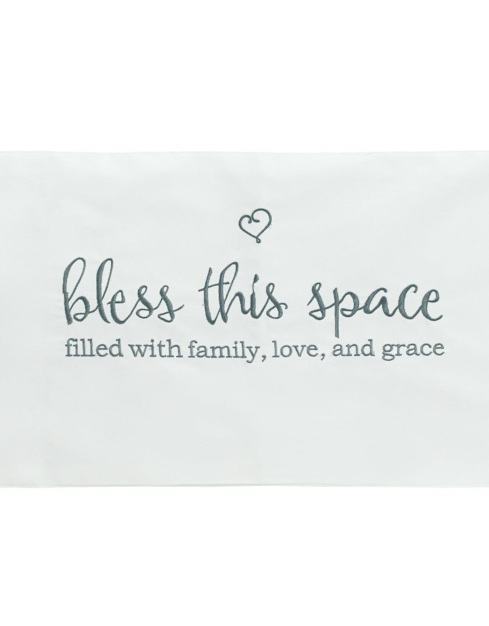 Precious Moments Bless This Space Table RunnerBless This Space Table RunnerBless This Space Table Runner Bless This Space Table Runner