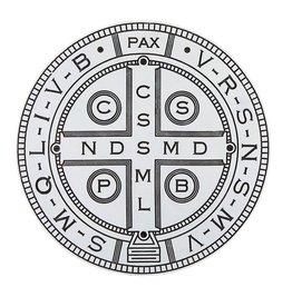 Christian Brands Saint Benedict Stepping Stone