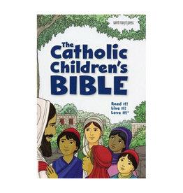 Saint Mary's Press The Catholic Children's Bible: GNT Catholic Edition (Paperback)