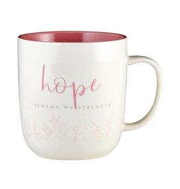 Faithworks - Gifts of Faith Hope in the Lord Mug