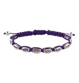 Faithworks Word Braid Bracelet