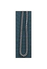 """Autom 18"""" Stainless Steel Chain with Clasp"""
