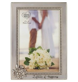 Precious Moments Wedding Lifetime Of Happiness Photo Frame
