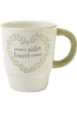 Precious Moments Always A Sister Forever A Friend, Ceramic MugAlways A Sister Forever A Friend, Ceramic MugAlways A Sister Forever A Friend, Ceramic Mug Always A Sister Forever A Friend Ceramic Mug