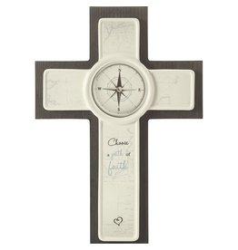 Precious Moments Choose A Path Of Faith Cross