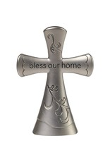 Precious Moments Bless Our Home Tabletop Cross
