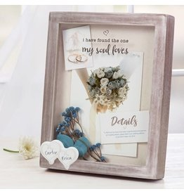 Precious Moments I Have Found The One My Soul Loves Shadow Box