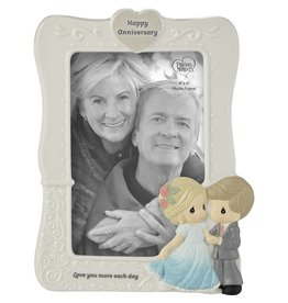 Precious Moments Love You More Each Day Photo Frame