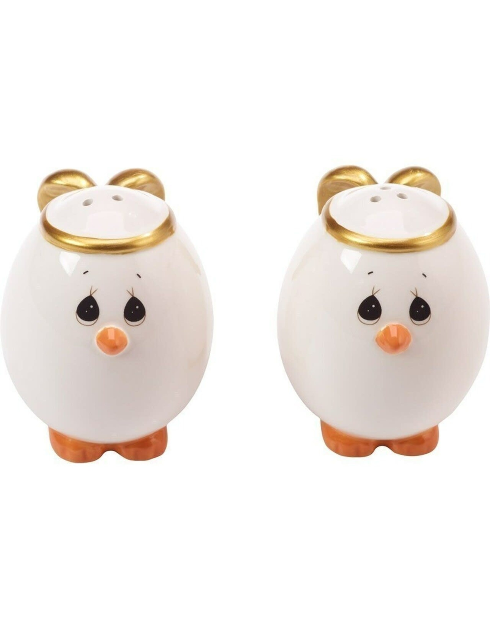 Precious Moments Angeled Eggs Salt & Pepper Shakers