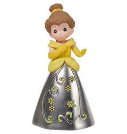 Precious Moments Disney Belle Decorative Bell