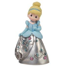 Precious Moments Disney Cinderella Decorative Bell