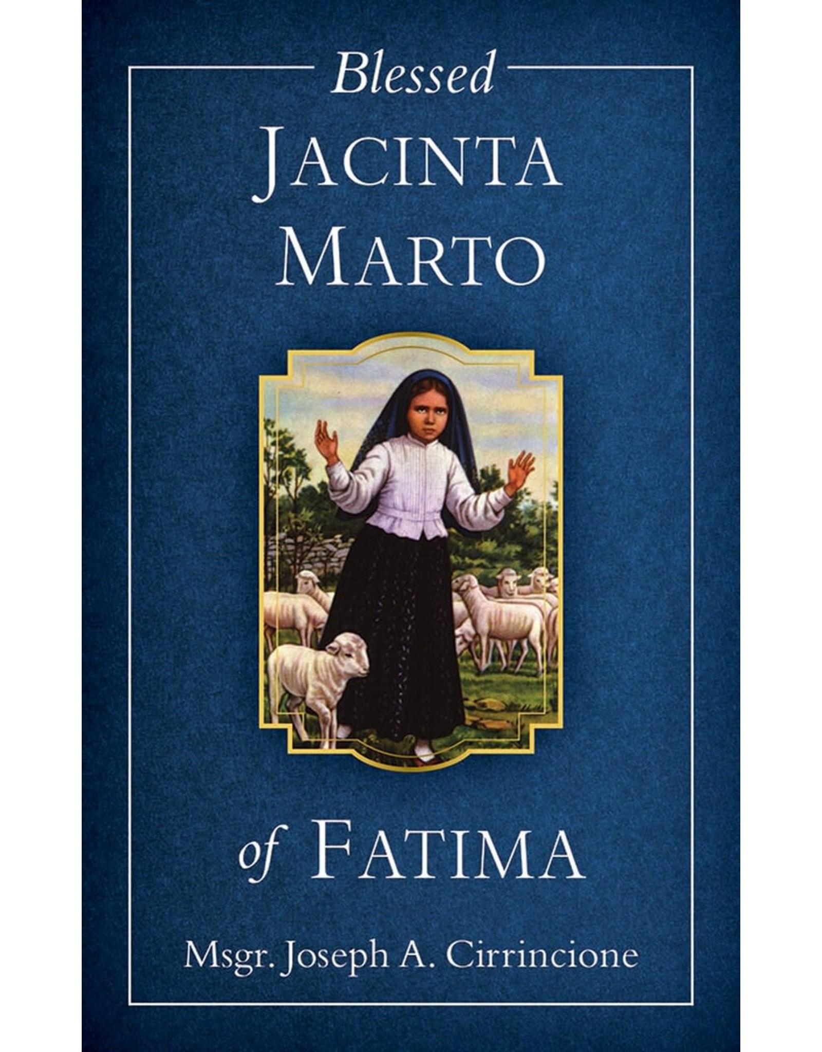 Tan Books Blessed Jacinta Marto of Fatima: Msgr. Joseph A. Cirrincione (Paperback Booklet)