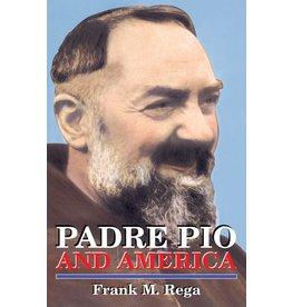 Tan Books Padre Pio and America by Frank M. Rega (Paperback)