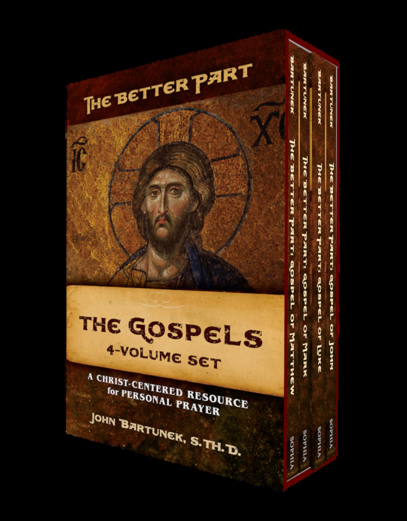 Sophia Press The Better Part: Four-Volume Set by Fr John Bartunek, S.TH.D (Paperback)