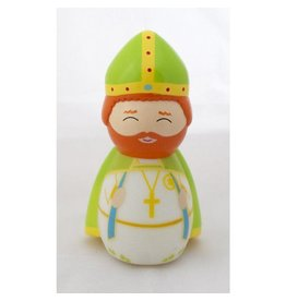 "Shining Light Dolls Shining Light 3.5"" Figurine - St. Patrick"