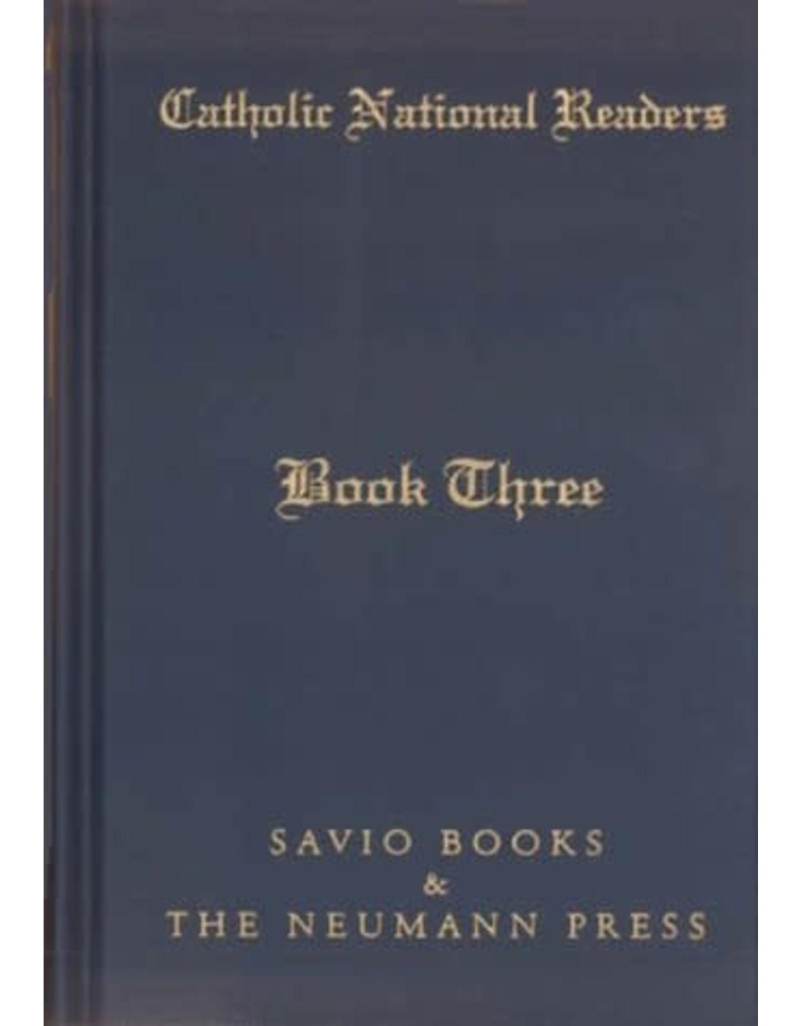 Neumann Press Catholic National Readers: Book Three (Hardcover)