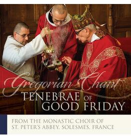 Paraclete Press Tenebrae Of Good Friday CD