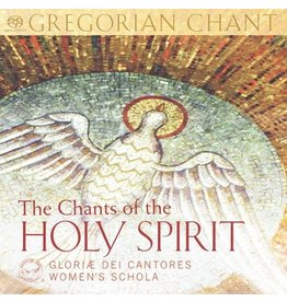 Paraclete Press The Chants of the Holy Spirit - Gregorian Chant CD