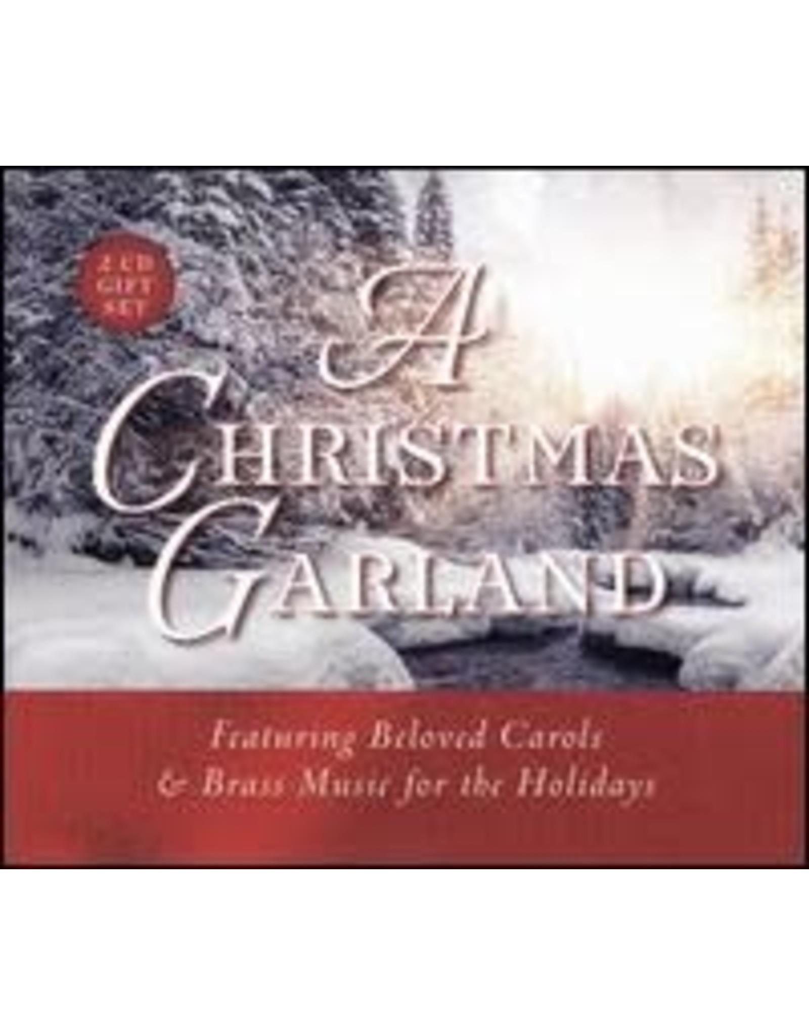 Paraclete Press A Christmas Garland 2 CD Gift Set