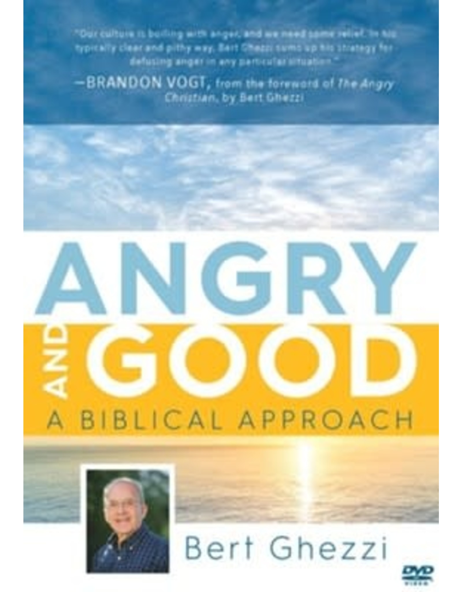 Paraclete Press Angry and Good: A Biblical Approach DVD