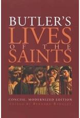 Paraclete Press Butler's Lives of the Saints Edited by Bernard Bangley (Paperback)