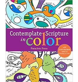 Paraclete Press Contemplate Scripture in Color with Sybil MacBeth
