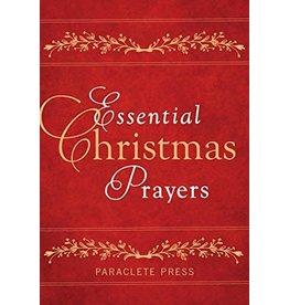 Paraclete Press Essential Christmas Prayers (Paperback)