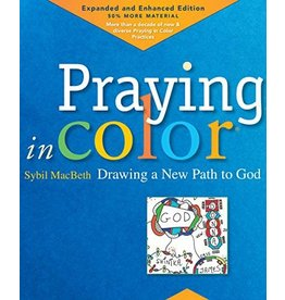 Paraclete Press Praying in Color: Drawing a New Path to God by Sybil MacBeth