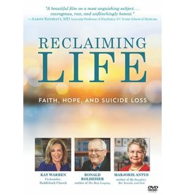 Paraclete Press Reclaiming Life: Faith, Hope, and Suicide Loss (DVD Discussion)
