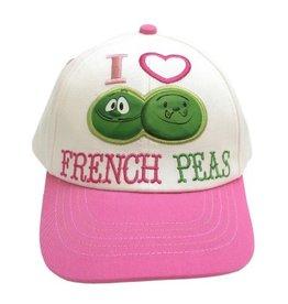 VeggieTales VeggieTales I Love French Peas Toddler Cap