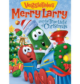 VeggieTales VeggieTales Merry Larry and the True Light of Christmas (DVD)