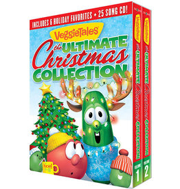 VeggieTales VeggieTales Ultimate Christmas Collection 5 DVD Set