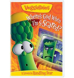 VeggieTales VeggieTales Where's God When I'm Scared DVD
