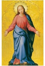 Association of Marian Helpers 33 Days to Morning Glory, prayer card