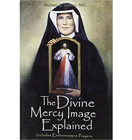 Association of Marian Helpers The Divine Mercy Image Explained by Michael E. Gaitley, MIC (Paperback Booklet)