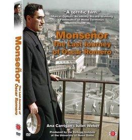 Ave Maria Press Monsenor: The Last Journey of Oscar Romero (DVD)