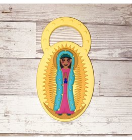 Chews Life Our Lady of Guadalupe Teether