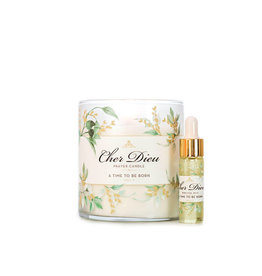 Cher Dieu Cher Dieu A Time to Be Born 14 oz Candle Kit