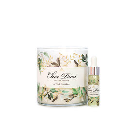 Cher Dieu Cher Dieu A Time to Heal 14 oz Candle Kit