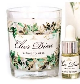 Cher Dieu Cher Dieu A Time to Heal 3 oz Candle Kit