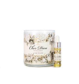 Cher Dieu Cher Dieu A Time to Love 14 oz Candle Kit