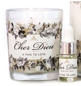 Cher Dieu Cher Dieu A Time to Love 3 oz Candle Kit