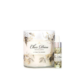 Cher Dieu Cher Dieu A Time to Mourn 14 oz Candle Kit