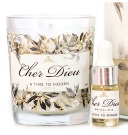 Cher Dieu Cher Dieu A Time to Mourn 3 oz Candle Kit