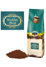 Mystic Monk Breakfast Blend Ground Coffee (12 oz)