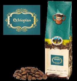 Mystic Monk Fair Trade Ethiopian Whole Bean Coffee (12 oz)