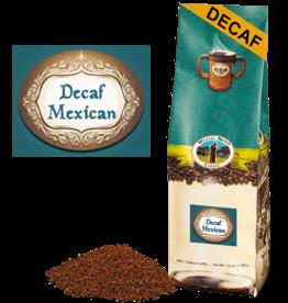 Mystic Monk Fair Trade Mexican Decaffeinated Ground Coffee (12 oz)