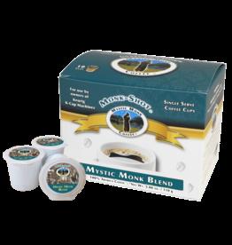 Mystic Monk Mystic Monk Blend Single Serve Coffee Cups (10 Cups)
